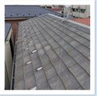 屋根の経年劣化
